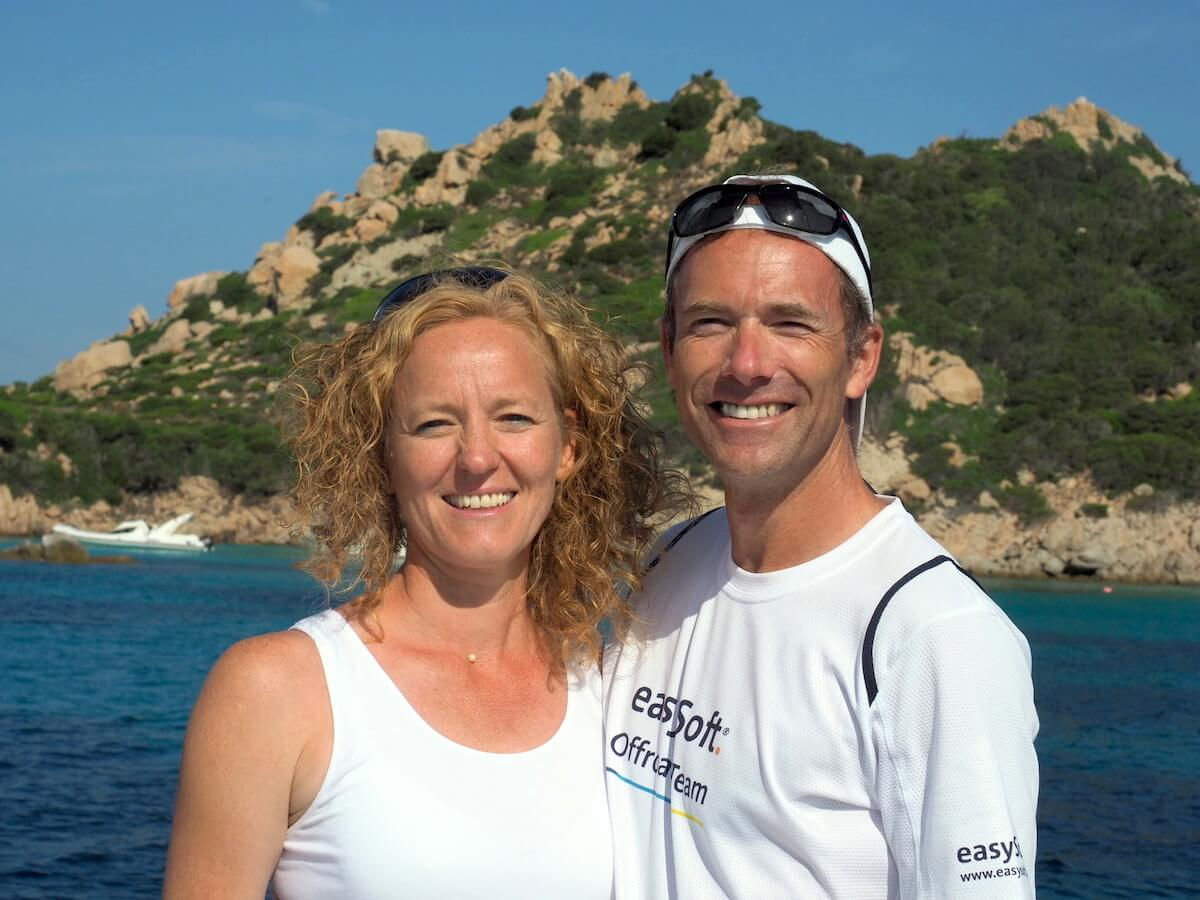 Christine und Wilfried Hahn