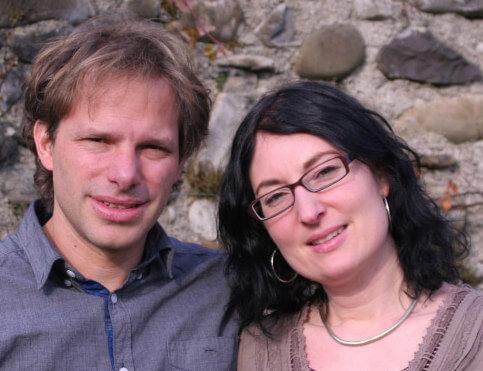 Adrian und Debbi Nagel