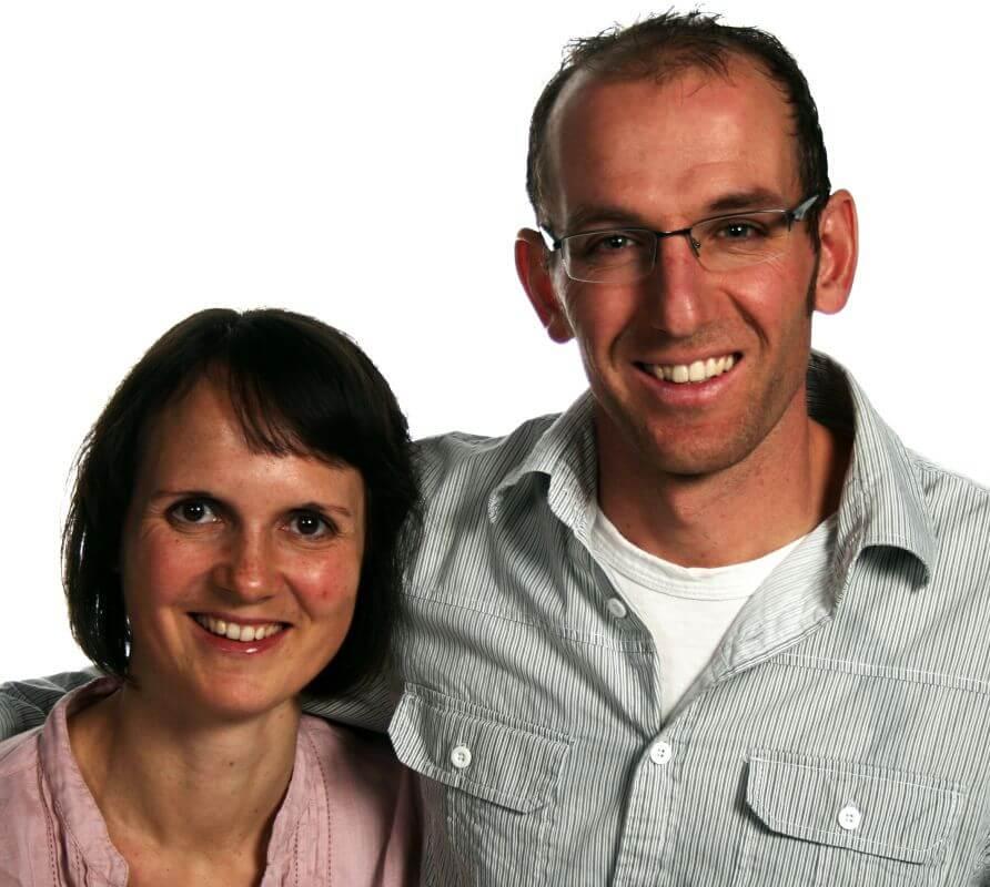 Edith und Nathanael Gerber