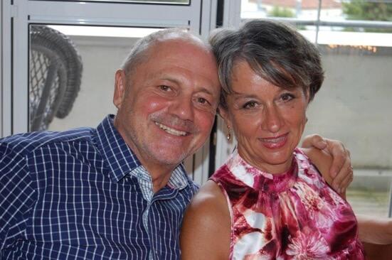 Erwin und Angela Oberhänsli
